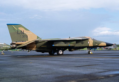 ALAN_POTTS_19870530_0006 (Spuggs) Tags: ayr ayrshire uk gbr glasgowprestwickairport prestwickairport hmsgannet pik egpk prestwickairshow airshow 702370ln generaldynamicsf111f 492tfs 48tfw usaf desertstorm jet military aircraft hasselbladx5