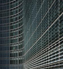 Berlaymont IV (jefvandenhoute) Tags: belgium belgi belgique brussel brussels bruxelles light lines shapes sony rx10 photoshopcs6 europeanquarter