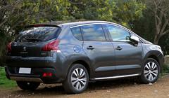 Peugeot 3008 1.6 BlueHDi Allure 2016 (RL GNZLZ) Tags: peugeot bluehdi hdi 16 td 3008