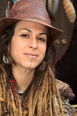 _DSC9996 (sharkskin2) Tags: dreadlocks streetportraits photography tattos punk rocker beards hats london potd portraits