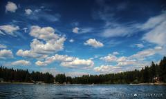 Spirit Lake (TRUZYNA PHOTOGRAPHY) Tags: struzyna fotografa kaleidoscopio ko photography idaho usa eeuu lake lago water agua nice beautiful family vacations summer august 2016 canont3i canon600d