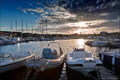 palau (heavenuphere) Tags: palau sassari gallura puntosardegna sardegna sardinia sardinie italia italy europe island seaside resort sailing boat yacht marina harbour sunset 24105mm
