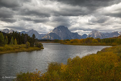 Ox Bow Bend (buffdawgus) Tags: autumn canon5dmarkiii canonef24105mmf4lisusm fall grandtetonnationalpark landscape lightroom5 mtmoran snakeriver wyoming oxbowbend