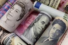 Pound Rises as US Nonfarm Payrolls Sinks (majjed2008) Tags: nonfarm payrolls pound rises sinks
