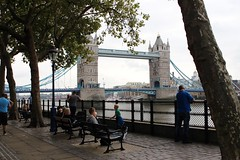 The London bridge (Francesco Carradori) Tags: london bridge british england city view white sky vista monumento monument londra