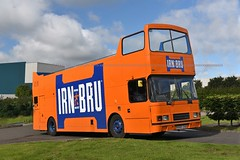 made from girders (D Stazicker Photography) Tags: r580jva volvo olympian alexander r barrs barr iron brew bus non pcv