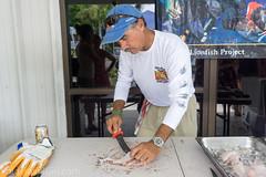 Sarasota Lionfish Derby at Mote Marine Laboratory, July 10, 2016 (JenniferHuber) Tags: floridaexotics lionfish lionfishderby motemarine motemarinelab motemarinelaboratory sarasotalionfishderby exoticfish sarasota fl usa