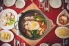 North Korean Steamboat (reubenteo) Tags: northkorea dprk food lunch dinner steamboat kimjongun kimjongil kimilsung korea asia delicacies