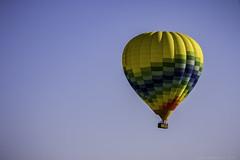 Hot-air balloon (julesnene) Tags: balloonsabovethevalley california canon7dmark2 canon7dmarkii hotairballoon juliasumangil adventure aloft balloon julesnene travel up upandaway vacaville unitedstates us canon 1755 mm