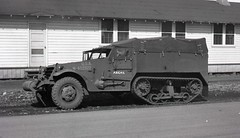 57th Infantry Brigade 007 (rich701) Tags: vintage old negatives ww2 military 1940s blackandwhite worldwartwo bw 44thinfantrydivision newjerseynationalguard 57thinfantrybrigade ng njng fortdix nationalguard newjersey nj njarng