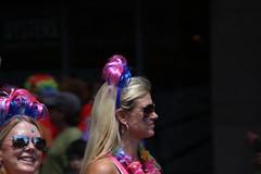 506 LGBT PRIDE, CHARLOTTE, 8/21/16 (Lugrada) Tags: lesbian gay bisexual transgender color hair pride proud choice aware showing free pretty