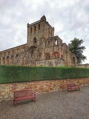 Jedburgh Abbey HDR (Charlie Little) Tags: highdynamicrange hdr ruins scotland abbey jedburgh