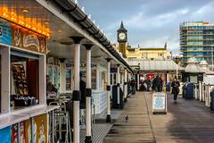 Brighton Pier en Brighton, Reino Unido (VivirEuropa) Tags: inglaterra england pier muelle brighton unitedkingdom reinounido pier brighton