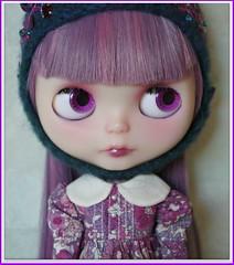 Violette Purple eyes!