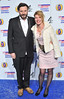 The British Comedy Awards 2012 held at the Fountain Studios - Julian Barratt and Julia Davis