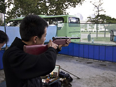 Pyongyang (mardruck) Tags: toy four lumix gun republic air north olympus korea panasonic peoples lee micro guide 20mm democratic thirds ep3 pyongyang dprk f17 m43