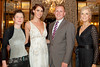 Designer Christina Brosnan, Eithne Farrell, Cian O Broin, GM Hotel Meyrick and MC Marietta Doran pictured at An Evening of Timeless Elegance at Hotel Meyrick. Photo Martina Regan