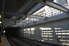 At Tokyu Kaminoge Station (ykanazawa1999) Tags: station japan tokyo tokyu kaminoge