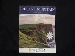 Ireland and Britain Celtic Tours brochure (RYANISLAND) Tags: city travel ireland dublin irish holiday green photography photo europe european photos liffey celtic riverliffey dublinireland republicofireland stockimage viist