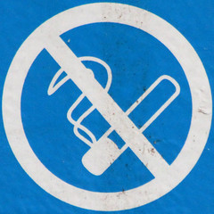 No smoking (Leo Reynolds) Tags: sign canon eos 300mm 7d squaredcircle f80 signsafety signno iso2000 hpexif 0002sec signnosmoking signcirclebar xleol30x sqset088