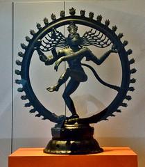 Shiva Nataraja (Lord of Dance), Sir Christopher Ondaatje South Asian Gallery (MorboKat) Tags: india statue museum bronze shiva nataraja rom tamil tamilnadu royalontariomuseum nadu shivanataraja sabesan sabayilaadumeesan