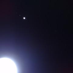 Mnen, Jupiter, Ganymedes, Europa og Callisto (GeirSH) Tags: moon night earth io planet jupiter callisto amalthea ganymedes ananke