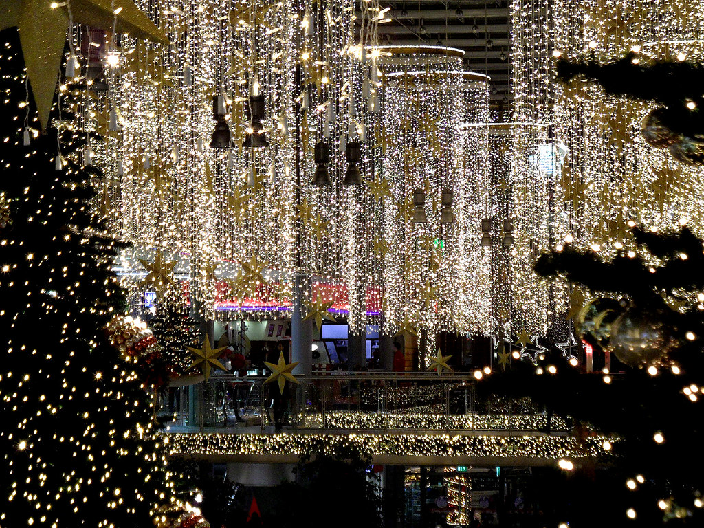 Weihnachtsbeleuchtung Berlin.The World S Best Photos Of Arkaden And Christmas Flickr Hive Mind