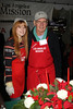 Los Angeles Mission Christmas Eve For The Homeless Featuring: Bella Thorne, Harrison Ford Where: Los Angeles, California, United States When: 24 Dec 2012 FayesVision/WENN.com