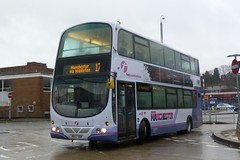 First37281 (trfc3615) Tags: firstmanchester 37281 mx07brf