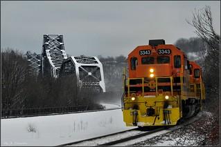 V705:  Ohio Crossing