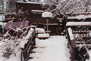 Curry Village Pizza Patio