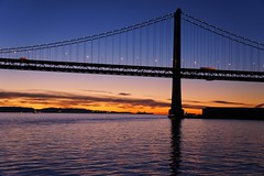 Embarcadero 00016 (Stan-the-Rocker) Tags: sony embarcadero nex sanfranciscooaklandbaybridge sfobb pier14 nex3 stantherocker