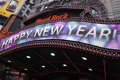 Happy New Year from Times Square / Nikon D80 (ho_hokus) Tags: nyc newyorkcity newyork unitedstates manhattan midtown timessquare tamron hardrockcafe happynewyear 2013 d80 nikond80 tamron18270 tamron18270mm tamron18270mmlens