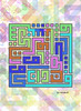 003_FSPU (REKA KUFI) Tags: arabic calligraphy malay islamic jawi khat kufic kufi kaligrafi