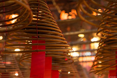 Hong Kong - Encens (jf garbez) Tags: voyage china travel temple hongkong nikon asia inside asie nikkor  chine hongkongisland intrieur nationalgeographic  encens sheungwan incence d600 2485mm  nikond600 btimentsreligieux nikonpassion ledehongkong nikonflickraward religiousedifice mygearandme mygearandmepremium mygearandmebronze mygearandmesilver ringexcellence dblringexcellence nikkor240850mmf3545