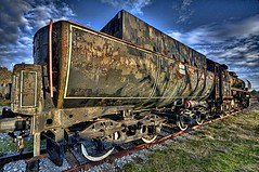 Rear end (Uros P.hotography) Tags: old berlin abandoned train rust superb famous rusty rail railway steam glorious stunning excellent beast locomotive coal striking unforgettable brilliant breathtaking extraordinary aweinspiring 1943 remarkable monumental stupendous memorable exceptional acclaimed