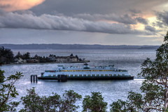West Seattle Ferry (papalars) Tags: papalars andrewlarsenphotography