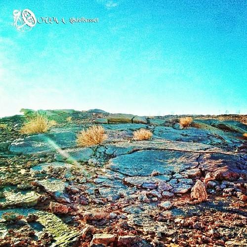 صورة بعدستي لجمال مدينتي المنيعة وردة الجزائر