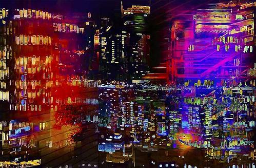 """""""futuristic cityscape..."""""""