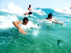 (Gianni Cumbo) Tags: ocean blue friends light sea summer evan sky people men green beach boys water loving swim fun photography photo drops friend surf day waves ride friendship body wave riding derek fox impact surfers ripples rough determined float gibraltar aston eager climax