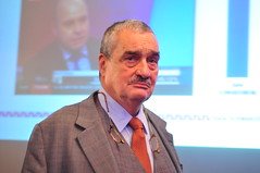 Karel Schwarzenberg at the Presidential Elections (path.runner) Tags: czech prague president politics presidential czechrepublic elections lucerna karel schwarzenberg milos zeman pressconference milo volby presidentialelections prezident esk lucernapalace karelschwarzenberg milozeman princeschwarzenberg kne miloszeman prezidentskvolby