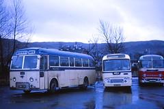 Highland B80 JL1 Oban (Guy Arab UF) Tags: bus buses group scottish highland leopard oban alexander midland 1961 leyland reliance macbrayne aec b49 omnibuses b80 jl1 2mu3rv ams293b mpe27 wgg635 rms739 mac205