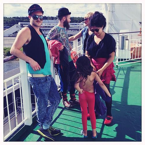 Cruise Crew Åland 2012