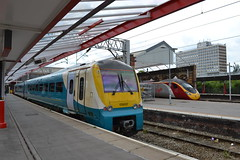 Arriva Trains Wales Coradia 175007 & Virgin Trains Pendolino 390010 The Cumbrian Spirit (Will Swain) Tags: crewe station 26th june 2016 cheshire north west south county train trains rail railway railways transport travel uk britain vehicle vehicles england english coast main line wcml arriva wales coradia 175007 class 175 virgin pendolino 390010 the cumbrian spirit 390 atw vt