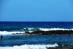 Italien 2016 (vinci1995mij) Tags: italien italia 2016 sommer sommerferien sonnenschein stand kste beach sand strand sandstran traum italy salento salentu lu mare sule jentu lecce leccese gallipoli meeresboden meeresgrund pesculose posto vechio martinucci