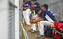 Pitcher In the dugout (Danny VB) Tags: jdq jdq2016 canon summer jeuxduquebec montreal quebec canada baseball pitcher dugout