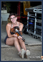 Aug 5 2015 - Allie Summers, fiddle player extraordinaire (lazy_photog) Tags: lazy photog elliott photography worland wyoming aladdin bar store music playing during sturgis motorcycle rally 080415sturgisandhomeday4
