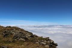 Pic d'Orhy  2017m, sommet frontalier des Pyrnes, au Pays Basque. (escaledith) Tags: pic picdorhy france paysbasque altitude 2017m randonne montagne portdelarrau belvdre iraty 64 pyrnesatlantiques paysage