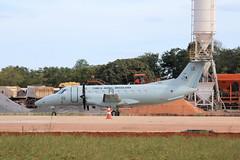 2005 Brasilia 31/03/16 (Andy Vass Aviation) Tags: brasilia brazilianairforce emb120 2005