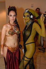 DragonCon 2016 Sunday-41 (Zaptomatic) Tags: dragoncon dragoncon2016 cosplay starwars leia oola